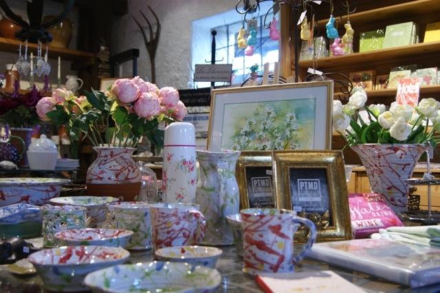 Keramik und Bilder