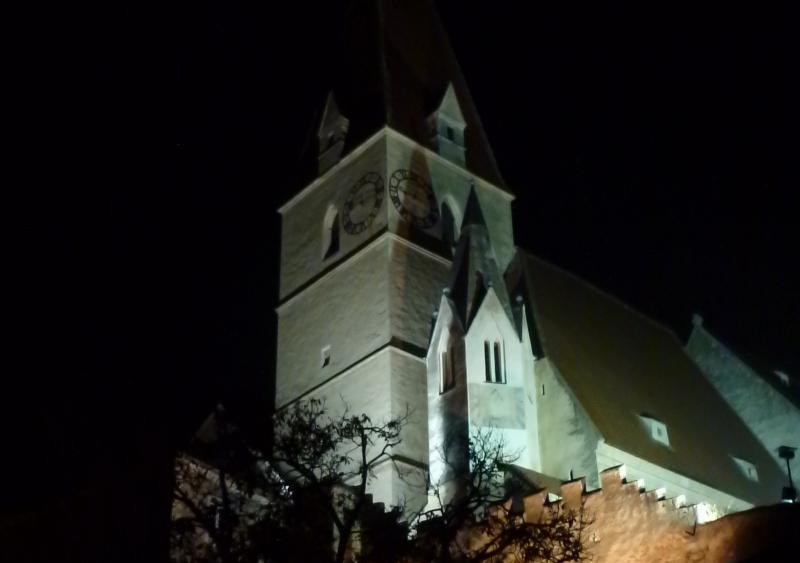 Die Wehr-Kirche