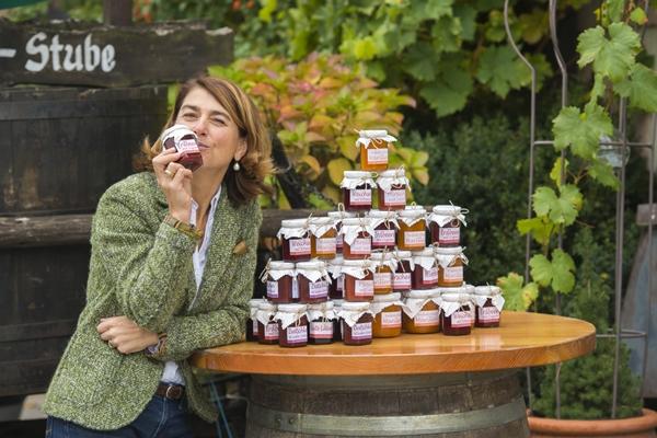 Hausgemachte Marmeladen